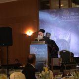 Ομιλία Καθηγουμένου Ι.Μ.Μ. Βατοπαιδίου Εφραίμ στο Συμπόσιο της Πεμπτουσίας.