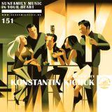 SunFamilyPodcast#151 mix by Konstantin Kichuk