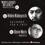 MoodyLushious Influence Episode 10 (February 2012 Edition) (Guest Mix By Hideo Kobayashi)