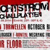 F-Rontal @ Häck Mäck Meets Nachtstrom//pres. Björn Torwellen, Cortechs//19.09.2014