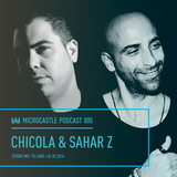 Microcastle Podcast 005 Chicola & Sahar Z Studio Mix Tel Aviv (01.03.2016)