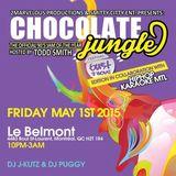 Chocolate Jungle Warm Up Mix
