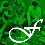 674 FM Freistunde – Mixtape Juni 2018 – Charles Petersohn