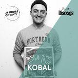 Kobal - 24 Hours Of Vinyl (18th Edition: Montreal)