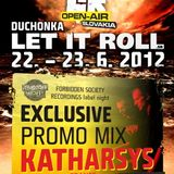KATHARSYS - Let It Roll SK 2012 promo mix