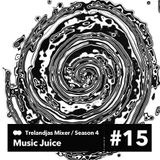 Music Juice #4.15_Paranoise Radio_01 Feb 2017_Selector A@H20