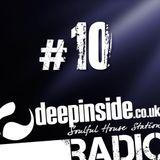 DEEPINSIDE - Soulful House Station #10