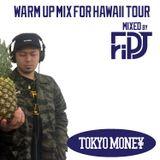 WARM UP MIX FOR HAWAII TOUR