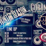 Fiesta Loca @Corona Club 27/11/15 Liveset by WiLLo// Nicolò Candiloro B2B Mattia Orso // ICanc