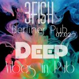 Deep Vibes with 3Fish @ Berliner Pub (7.2.2015)