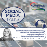 Episode #18: Interview with Joanne Sweeney-Burke The Digital Training Institute