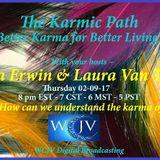 Karmic Path with Tina Erwin and Laura VanTyne 20170209_The Karma of Losing