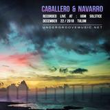 Caballero & Navarro @ UGM SOLSTICE TULUM 2019 (Recorded Live)