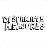 Disparate Measures (22/01/2019)