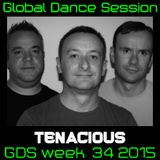 Global Dance Session Week 34 2015 Cheets With Tenacious