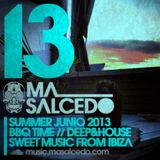 13 - Julio 2013 Deep + House BBQ ma_Salcedo