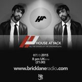 HOUSE ATTACK #8 _ Exclusive Mix for BRICKLANE RADIO: Oct 2015
