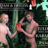 stoga - live DJ set @ A'dam & Frieda, Frieda's Büxe Zurich, 2014-01-11 (mp3)