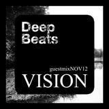 DeepBeats guestmix NOV12 - VISION