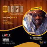LIVE DJ SET AT GOLF LOUNGE MARLYLAND, U.S.A - 11/5/16