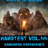 CD1-VA-HardTest vol.44 mixed by The Prisoner [Darkness experience]
