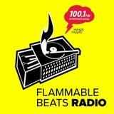 Flammable Beats Radio # 4  (dj Pirumov & dj Chagin)