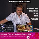 BBC Asian Network: Love Friday Mix 7 (February 2019)