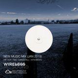 @Wireless_Sound - #NewMusicMix (Jan 2019) (Hip Hop, R&B, Dancehall & Afrobeats)