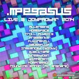 .mpegasus Live At JoyPadBar 2014