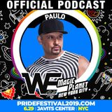 DJ PAULO-WE MAGIC PLANET (WORLD PRIDE 2019)