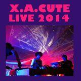 X.A.Cute live summer 2014