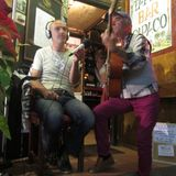 something a little bit Canarian - live Spanish guitar - Dec 29th December 2013