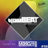 youBEAT Sessions #58 - Special Guest: MORGANJ [8.12.2015]