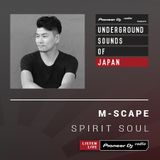 Namy - Spirit Soul #024 (Guest M-Scape) (Underground Sounds Of Japan)