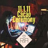 11 - 1 - 11 Cacao Ceremony Mix