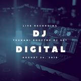 Tsunami BR Rooftop DJ Set [Live Recording 8-24-18]