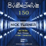 Nick Turner - Guest Mix [Digital Overdrive 150] #DO150