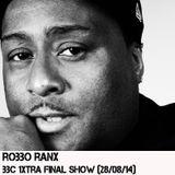 ROBBO RANX FINAL 1X DANCEHALL SHOW (28/08/14)