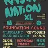 Back-a-wall Movement @ Rasta Nation XL (Sep 2012) part 2/7