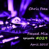 Feexed Mix episode #029 (April 2015)