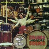Mista Tibbz & Rome 1 - Drums And More Drums - bboy mixtape 2007