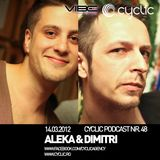 Cyclic Podcast Episode Nr 048 by Aleka & Dimitri - 13.03.2012