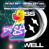 * LIVE PA* Dr. Suds and Bass Rokwell are LabAuraTorah At Hydrotechnics Festival 2018