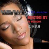RADIO M.F.R SOUL SESSION  The catalyst