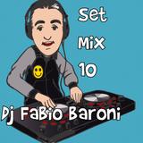 Set Mix 10 - DJ Fabio Baroni (Italo House 90s Vol 01)