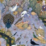 The Conference of the Birds (منطق الطیر) - (Kourosh - Marzieh - Googoosh - Minoo Javan - Kamkaran)