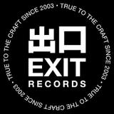 Exit Records presents dBridge, Steve Spacek & SP;MC 30⁄3⁄17 [RadarRadio]