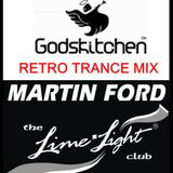 Martin Ford Gods Kitchen & Limelight Retro Trance Mix