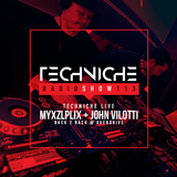 TRS113 Techniche Live: Myxzlplix + John Vilotti Back2Back