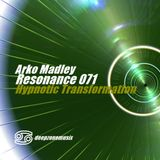 Arko Madley - Resonance 071 (2016-09-19)